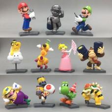 Mario Kart figuren-Figuurtjes
