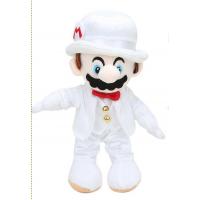 Super Mario Odyssey - Mario white wedding