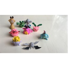 Pokemon figuurtjes