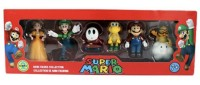 Mario Classic figuren set in doos