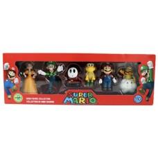 Mario Classic figuren set in doos