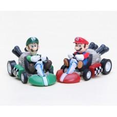 Mario Kart figuren