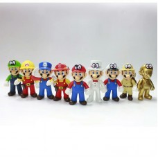 Mario Odyssey figuren