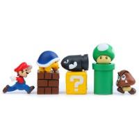 Mario Classic figuren set