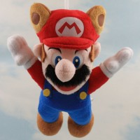 Flying Raccoon Mario