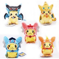 Pikachu verkleed